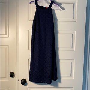 Navy Lilly dress